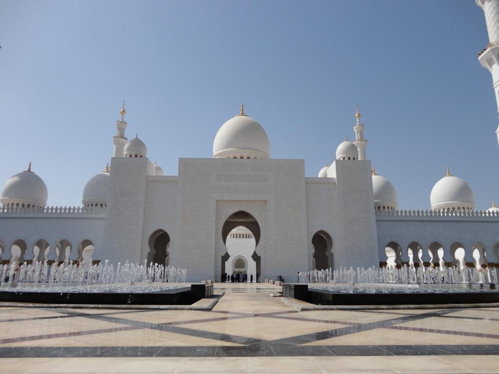 Mezquita Picture: La Gran Mezquita Sheikh Zayed