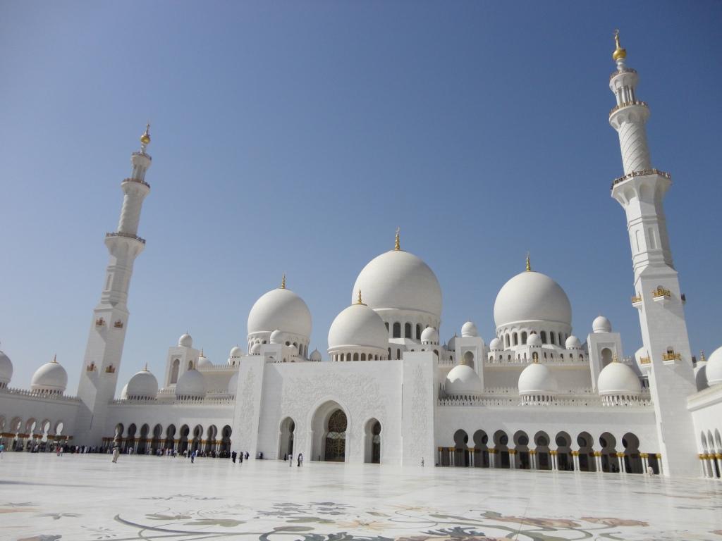 Mezquita Image: La Gran Mezquita Sheikh Zayed